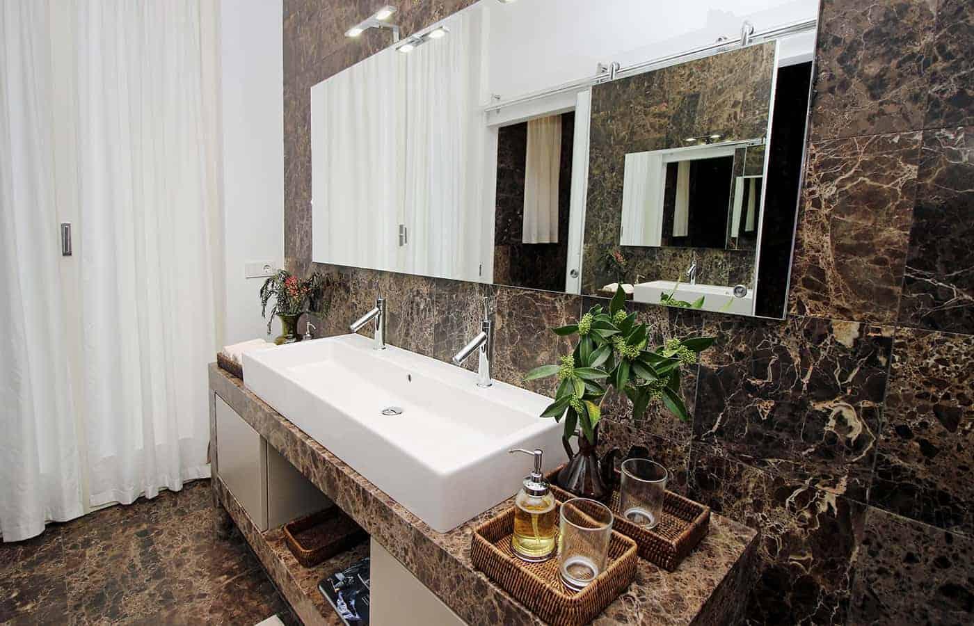 Bagno camera da letto - Progetto Via Santo Spirito Milano - Il Mobile