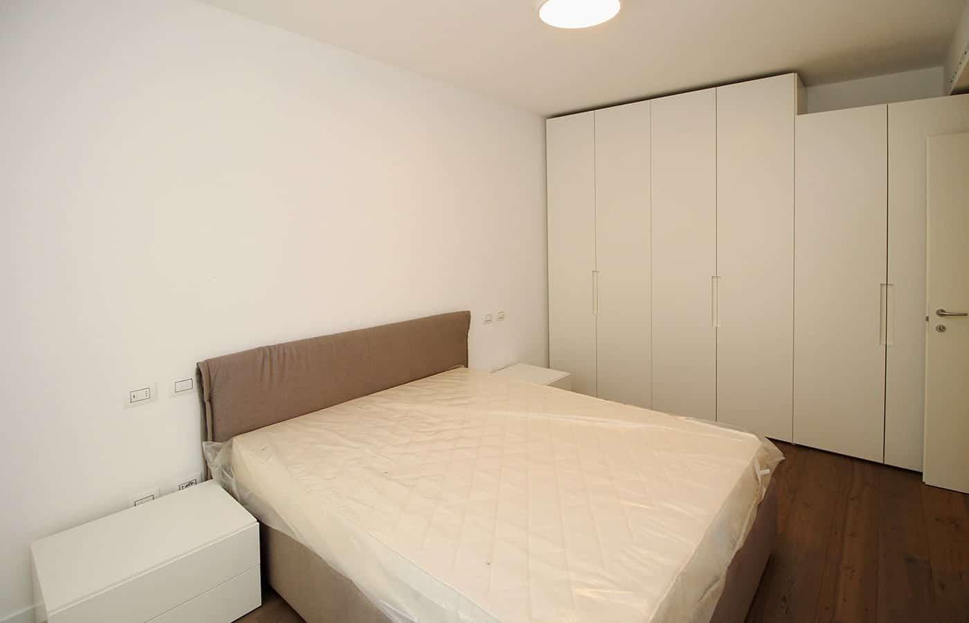 Camera da letto - Progetto Corso Porta Romana Milano - Il Mobile