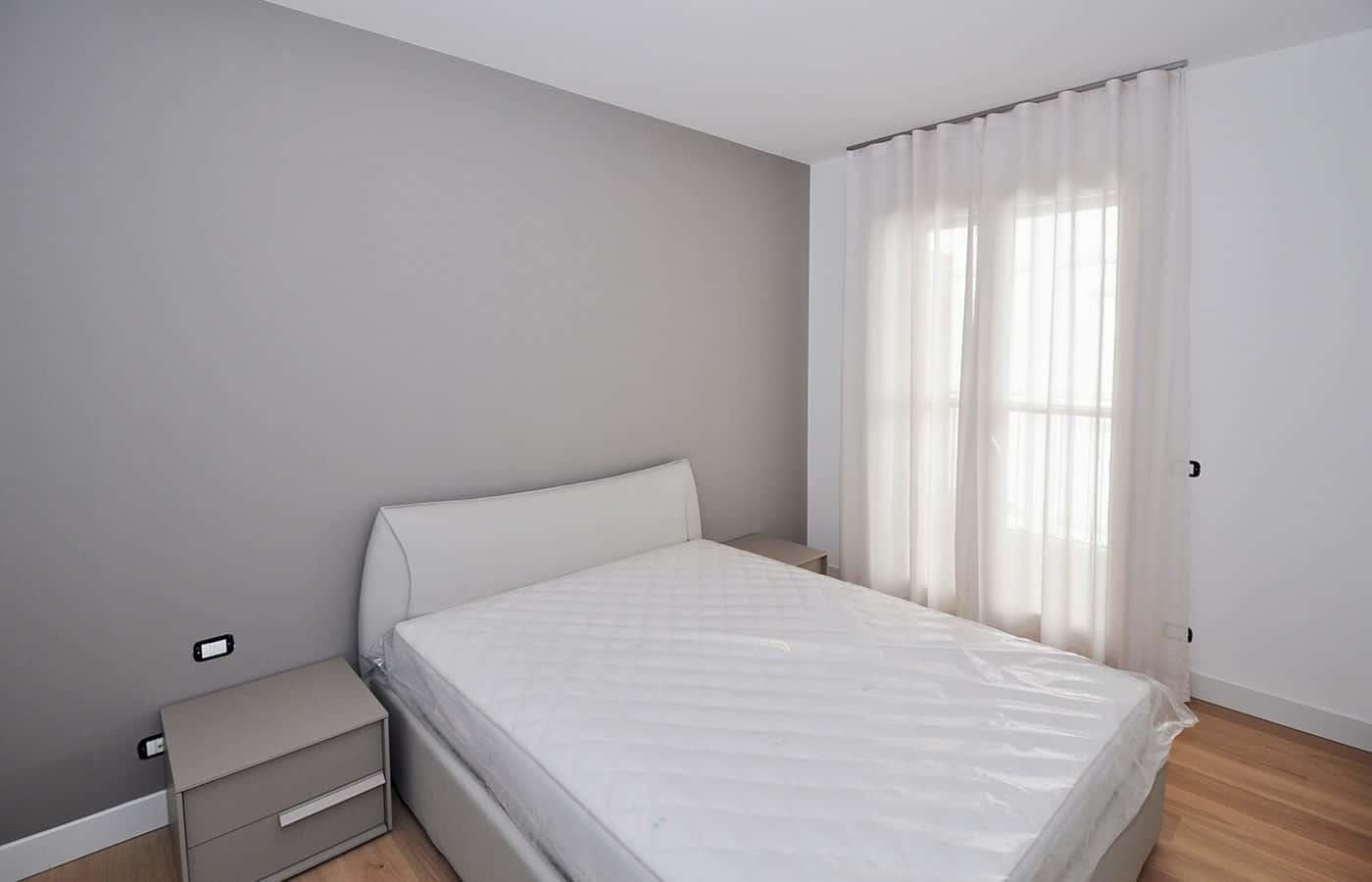 Camera da letto - Progetto Via della Moscova Milano - Il Mobile