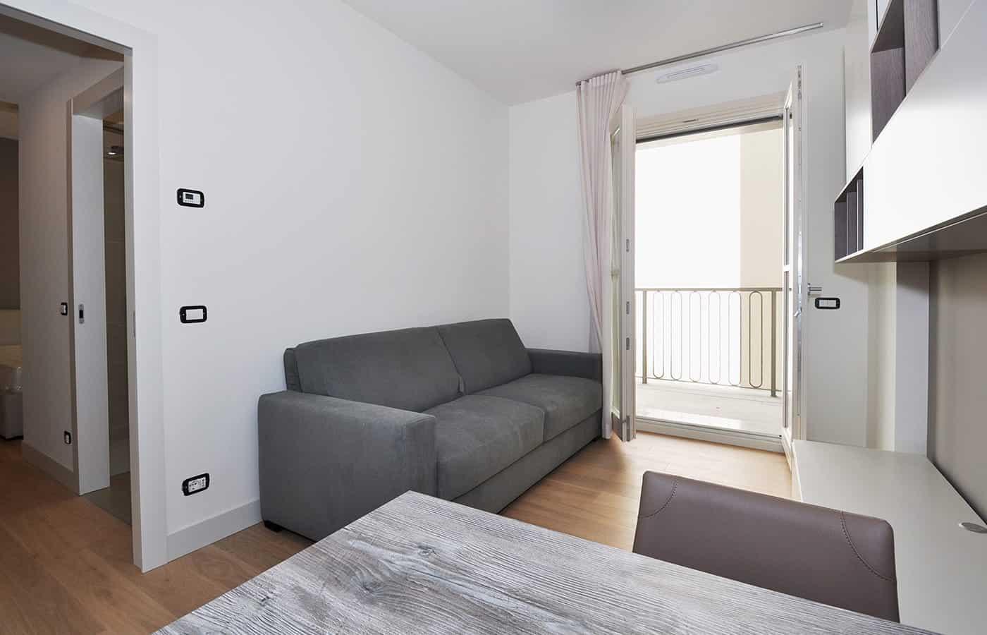 Terrazzo - Progetto Via della Moscova Milano - Il Mobile
