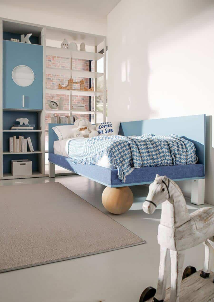 cameretta-letto-singolo-libreria-colorata-collezione-lipsia-il-mobile