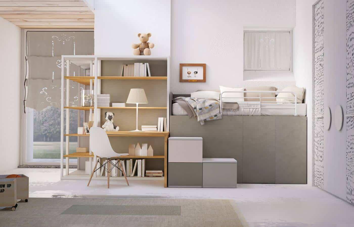 cameretta-scrivania-sagomata-libreria-pali-collezione-ibiscus-il-mobile
