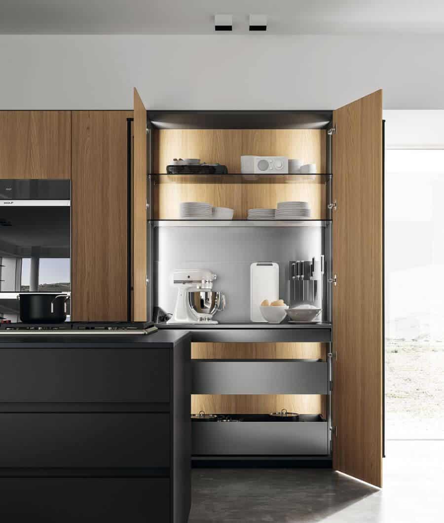 cucina-cassetti-interni-vassoi-inox-collezione-ametista-il-mobile