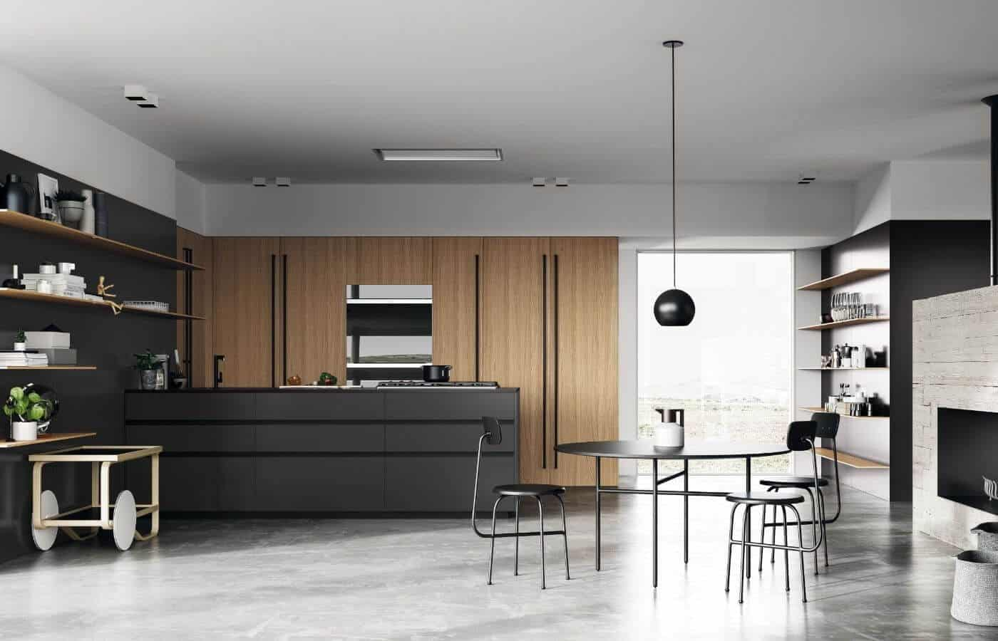 Come scegliere il pavimento per la tua cucina