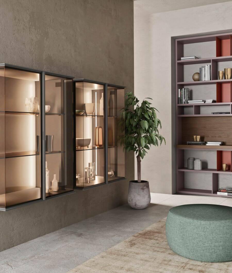 zona-giorno-pareti-attrezzate-vetrinetta-collezione-teka-il-mobile (2)